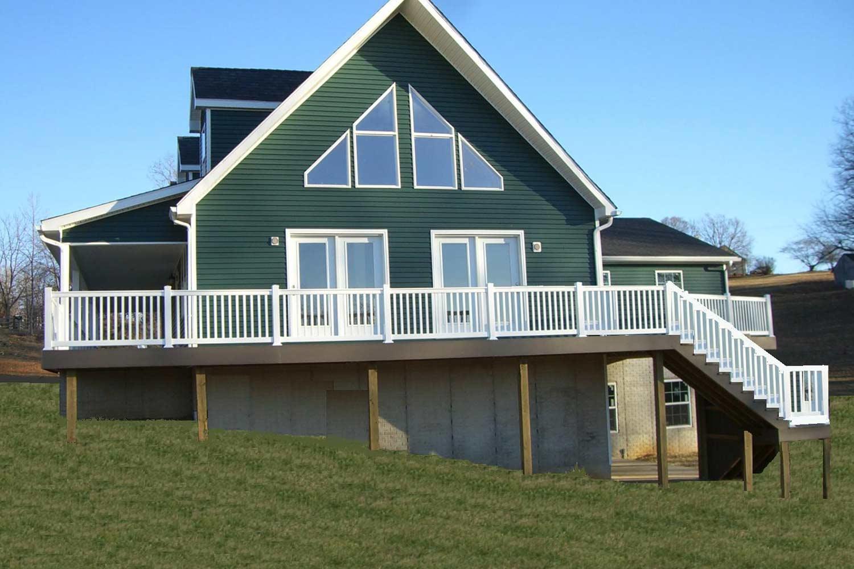 Modular Homes Builders In Virignia Valley Custom Homes
